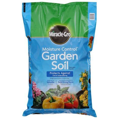 miracle gro 1 5 cu ft moisture garden soil
