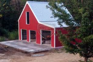 Better Built Barns 40x30x12 Steel Building Photos Armstrong Steel Buildings