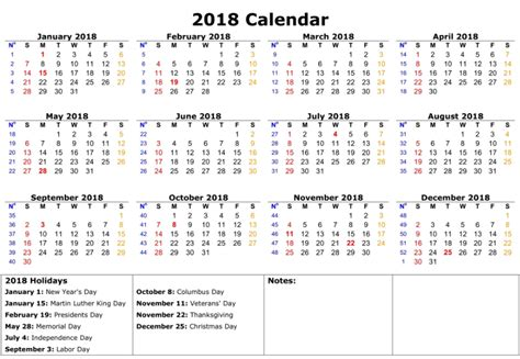 printable calendar year 2018 happy new year 2018 calendar printable calendar template