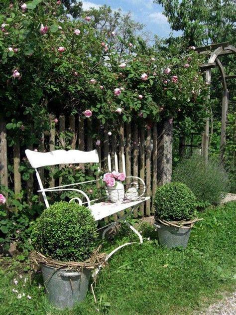 outdoor sitting bench 25 best ideas about white garden bench on pinterest