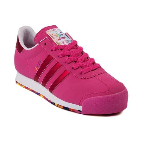 womens adidas samoa athletic shoe pink pink at journeys shoes just ordered my asia a pair