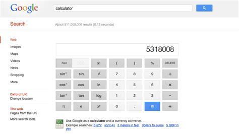 calculator exe calc exe is dead long live google s calculator dan