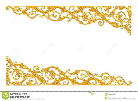 gold vintage design elements vector floral designs vector illustration cartoondealer com