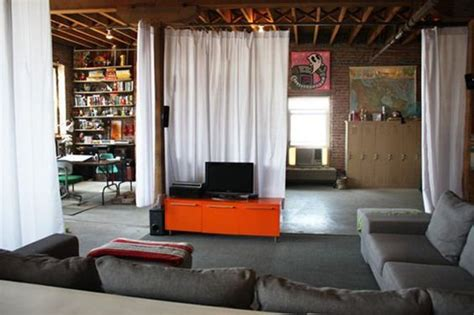 temporary wall ideas basement cheap ways to divide space and decorate unfinished basement paint temporary wall
