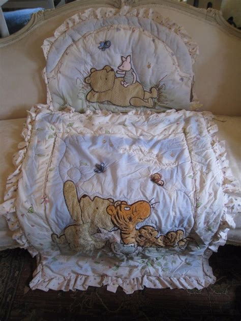 classic winnie the pooh crib bedding classic winnie the pooh crib bedding nursery room ideas