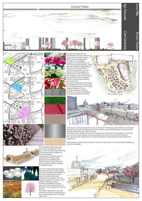 urban design proposal urban design proposal on student show