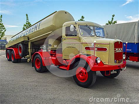 man truck editorial image image