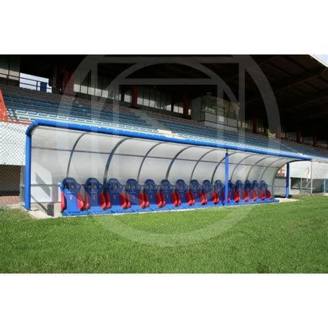 football team bench football substitutes bench with leather seats