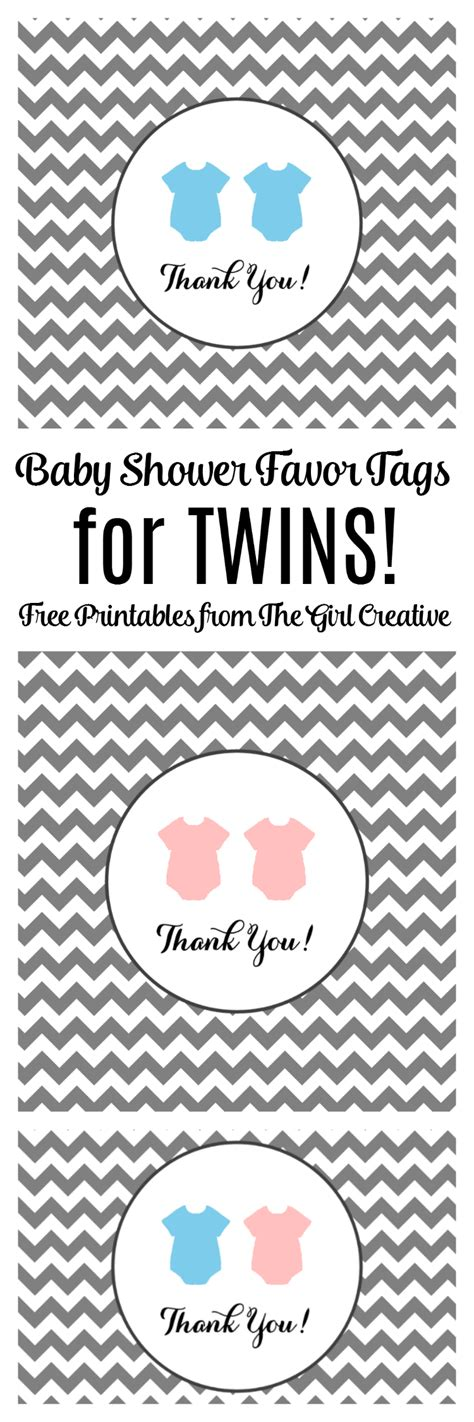 Printable Tags For Baby Shower by Baby Shower Favor Tags For The Creative