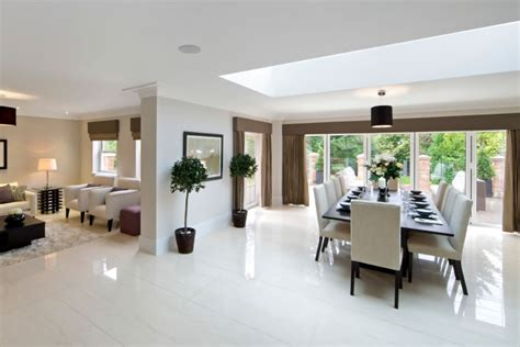 Combined Kitchen And Dining Room orangery builders in surrey amp bespoke orangery home