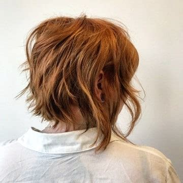 from asymmetrical to diagonal forward 20 hottest short wavy hairstyles right now updated for 2018