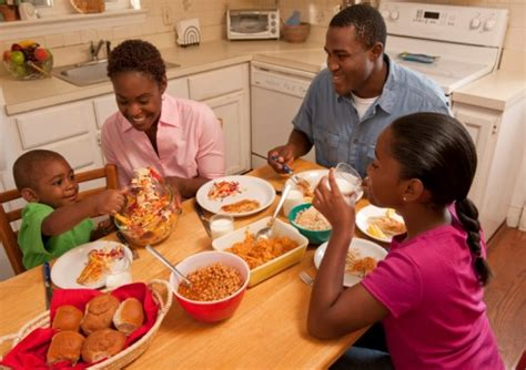 benefits   family dinner north carolina cooperative