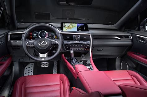 lexus rx 2016 interior 2016 lexus rx drive review motor trend