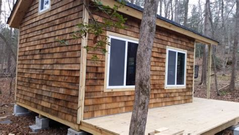 build your own cottage how to build your own tiny cabin