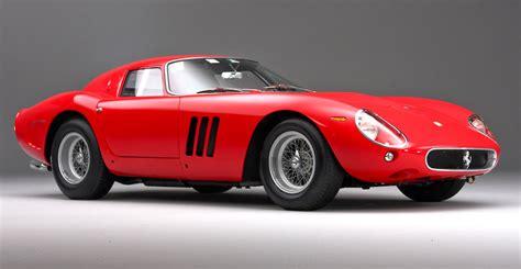 Ferrari 250gto by Ferrari 250 Gto Most Expensive Car In The World Bornrich