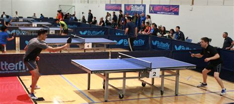 table tennis san francisco 2016 butterfly san francisco open chionship butterfly