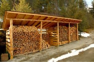 Wood Shed Ideas Oko Bi Cord Wood Shed