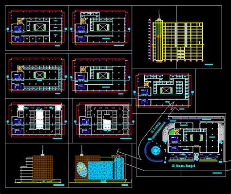 design center en autocad 2013 shopping center concept 63068 autocad projects