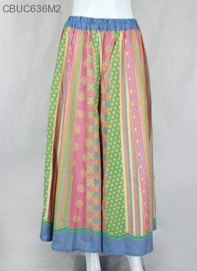 Celana Cutbray Wanita Katun Murah celana kulot kembang ceplok celana murah batikunik