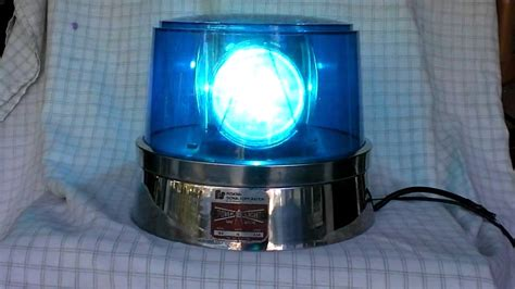 For Sale Federal Signal Model 184 Power Light Beacon Ray