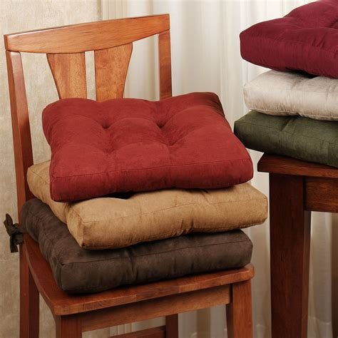 kitchen chair cushions with ties homesfeed