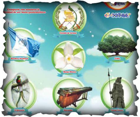 imagenes simbolos patrios de guatemala los s 237 mbolos patrios portada