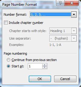 membuat nomor halaman berbeda dalam satu dokumen cara membuat nomor halaman dengan format yang berbeda