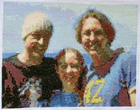 upload image pattern generator upload a photo to this site it outputs a cross stitch