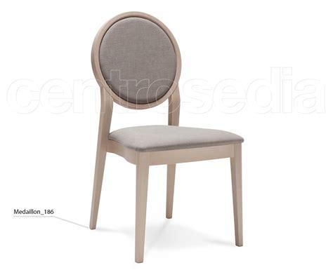 seduta sedia medaillon sedia legno seduta imbottita sedie design legno
