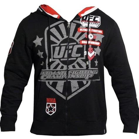 ufc clothing sponsor hoodie 59 000 mma store chile clothing ufc and hoodie