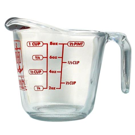 anchor 8 ounce measuring cup target
