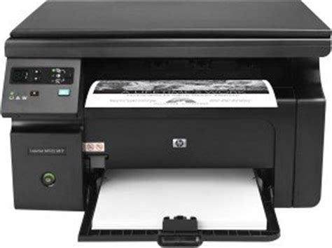 Printer Laserjet Pro Mfp M125a hp laserjet pro mfp m125a a4 laser printer ebuyer