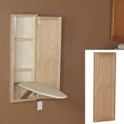 fold out ironing board cabinet