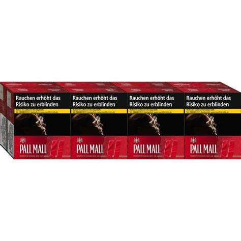 mall reds pall mall red xxxl tabakvertrieb 24 alles rund um tabak
