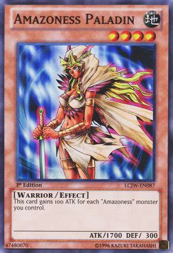 Kartu Yugioh Amazoness Scouts amazoness paladin yugioh card legendary collection 4