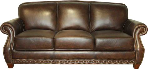 Brown Leather And Suede Sofa With Right Chaise And Ivory Leather And Suede Sectional Sofa