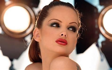 sandra shine sultry hungarian adult model 442 links celebrity republic 동구권 모델 헝가리 미녀모델 sandra shine 산드라 샤인