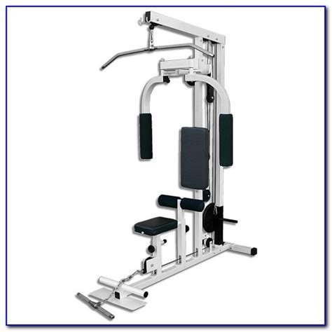 weight bench with lat pulldown marcy standard workout bench with lat pulldown bench