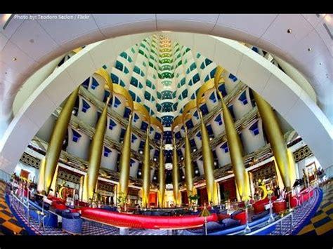 inside burj al arab inside view of burj al arab and 10 facts about it youtube