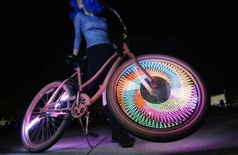 Light Bike by Monkeylectric Led Bike Wheel Lights
