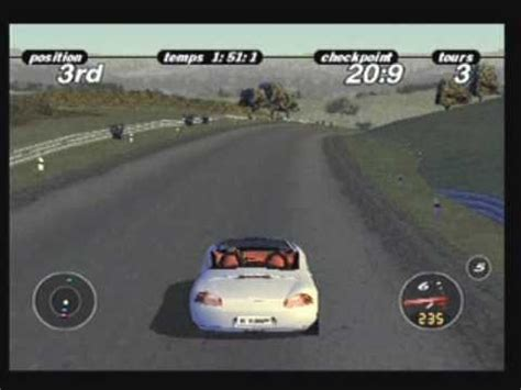 Porsche Challenge by Porsche Challenge For Playstation Psone Gameplay Oldies