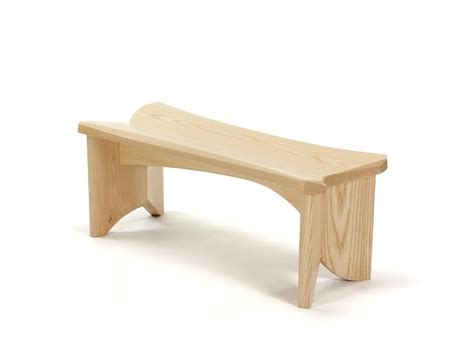 small wood bench nico yektai smallest bench small modern bench