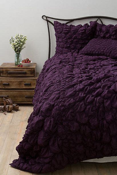 plum coverlet catalina bedding plum anthropologie for my future home