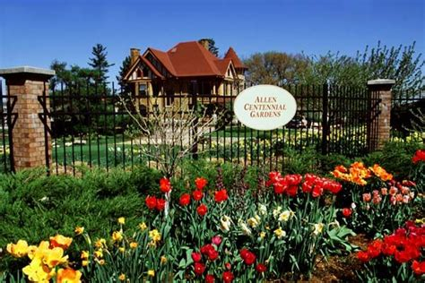 Gardens Of Allen by The Gorgeous Allen Centennial Gardens Sharethew