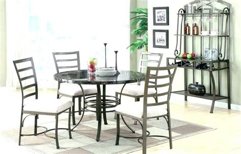 rod iron table and chairs rod iron table and chairs wrought kitchen tables bases