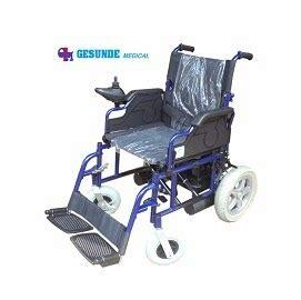 Kursi Roda Otomatis kursi roda listrik fm 110a toko medis jual alat kesehatan