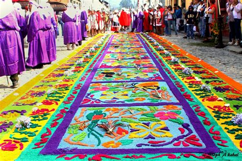alfombras semana santa guatemala semana santa en guatemala alfombras procesionales como