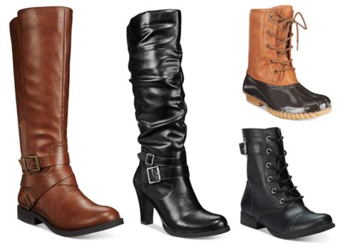 50 s boots at macy s free