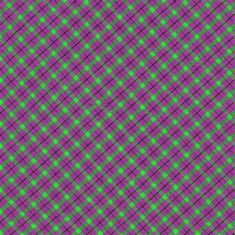 Tartan Plaid Duvet Cover Purple Green And Black Diagonal Plaid Fabric Background