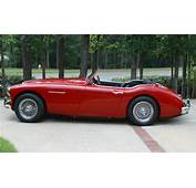 1962 AUSTIN HEALEY 3000 MARK II ROADSTER  16010